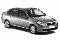 Renault Clio Symbol Dizel Side Rent a Car